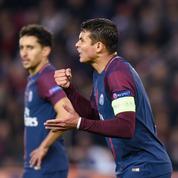 Thiago Silva a haussé le ton dans le vestiaire à la mi-temps de PSG-Real Madrid