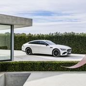 Mercedes AMG-GT Coupé, le sport avec un hayon