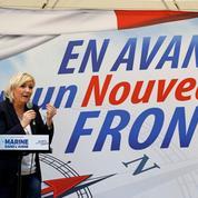 Les militants du Front national en faveur d'un changement de nom