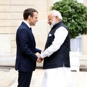 L'Inde, nouvelle terre de conquête pour Emmanuel Macron