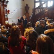 La Maison française, un pensionnat qui applique les principes scouts