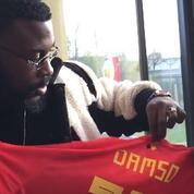 Accusé de sexisme, Damso n'écrira pas l'hymne belge pour le Mondial de football