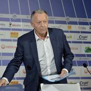 En colère contre Aulas, les journalistes boycottent la conférence de presse de l'OL