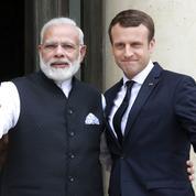 Visite de Macron en Inde : quels sont les liens entre les deux pays ?