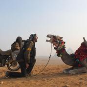 À moto de Dunkerque au Cap : le tour d'Afrique en 1000 jours