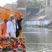 Macron scelle son alliance avec l'Inde dans le fief de Modi