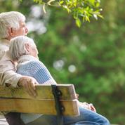 La pension de base dans le privé est de 1086euros
