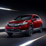Honda CR-V, un SUV sept places