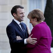 Comment Macron veut reprendre le leadership du couple franco-allemand