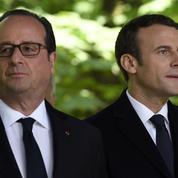Hollande-Macron : dix citations qui résument une relation glaciale