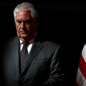 Rex Tillerson écarté de la diplomatie américaine