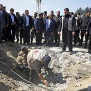 En visite à Gaza, le premier ministre palestinien échappe à un attentat