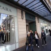 Zara creuse l'écart avec son rival H&M