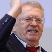 Vladimir Jirinovski, provocateur en chef de la campagne électorale russe