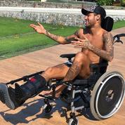 L'hommage embarrassant de Neymar à Hawking