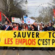 Ford-Blanquefort : Jean-Claude Mailly au chevet des salariés de l'usine