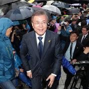 Corée : Moon Jae-in, l'homme invisible