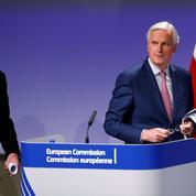 Bruxelles et Londres annoncent avoir bouclé un accord sur une transition post-Brexit