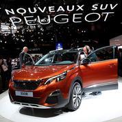 La production automobile en France poursuit sa remontée