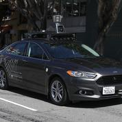 Uber suspend son programme de voitures autonomes après une collision mortelle