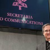 Le ministre de la communication du Pape écarté