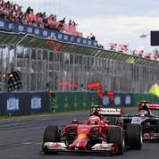 Formule 1 : comment suivre le Grand Prix d'Australie à la télévision