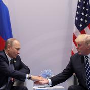 Trump loue son dialogue avec Poutine
