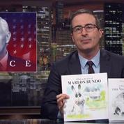 États-Unis: un humoriste utilise le lapin du vice-président pour dénoncer son «homophobie»
