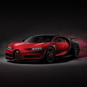 Bugatti Chiron Sport : parée pour les 450 km/h ?