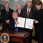 Trump déclare la guerre économique à la Chine