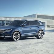 Le nouveau Volkswagen Touareg vise l'Empire du Milieu