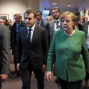 L'Europe refuse de négocier «un fusil sur la tempe»