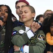 Aux États-Unis, la marche contre les armes veut amorcer un mouvement politique