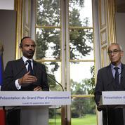 Le plan d'investissement de Macron prend forme