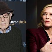 Cate Blanchett favorable à l'ouverture d'une procédure judiciaire contre Woody Allen