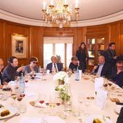 Les Goncourt héritent d'un somptueux appartement à Aix-en-Provence