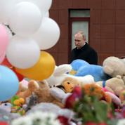 Vladimir Poutine à la peine après l'incendie meurtrier en Sibérie