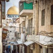 À Jérusalem, la Vieille Ville lutte contre son délabrement