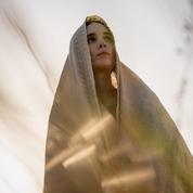 Marie Madeleine en clair-obscur