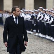 Guillaume Tabard : «Les Invalides, ce lieu qui sied aux présidents»