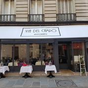 Via del Campo: une salade de puntarella et basta