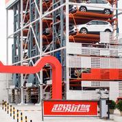 Alibaba crée un distributeur automatique de voitures