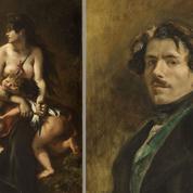 Exposition Delacroix au Louvre: cinq tableaux coups de foudre