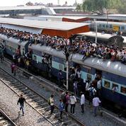 Inde: 25 millions de candidats pour 90.000 postes dans les chemins de fer