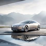 BMW i4, jusqu'à 700 km avec un plein d'électricité