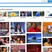 Pourquoi Google rachète la plateforme de GIF Tenor