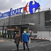 Grève chez Carrefour: mobilisation importante pour le week-end de Pâques