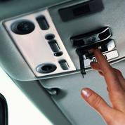 Sécurité routière : l'eCall, un bouton dans l'habitacle pour sauver des vies