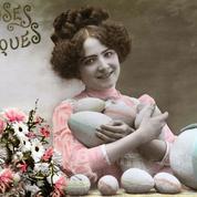 L'oeuf de Pâques selon Le Figaro de 1893