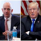 Pourquoi Donald Trump a pris Amazon en grippe